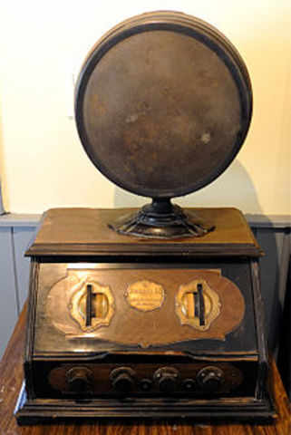 The first radio