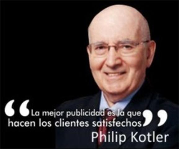 Administración de la mercadotecnia.- Philip Kotler