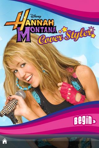 Disney: Disney Channel Cover Styler