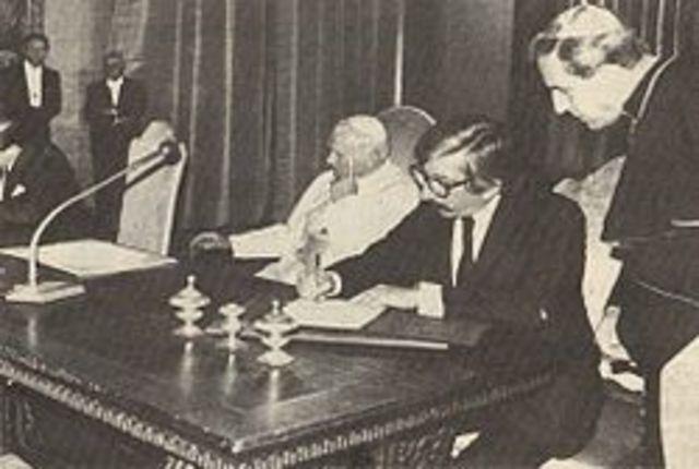 Tratado de Paz y Amistad con Chile