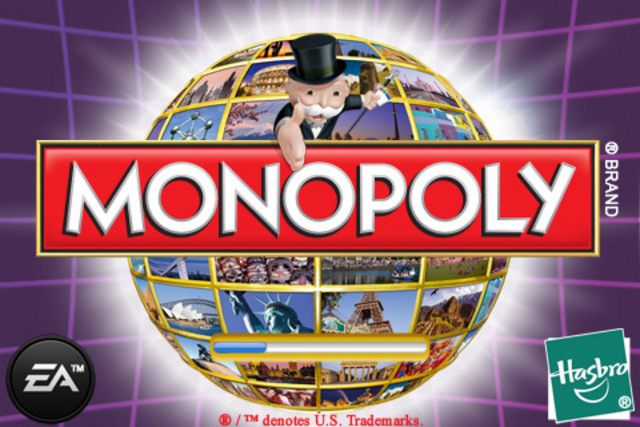 EA/Hasbro: Monopoly (and other games)...