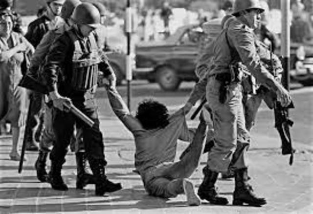 Violación Sistemática de los Derechos Humanos