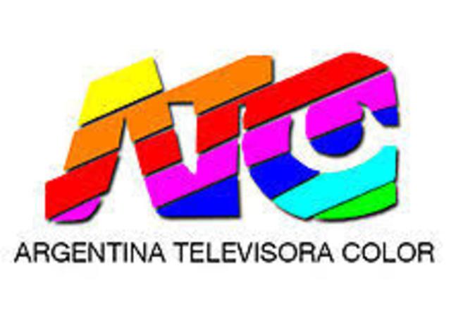 Televisión a color en Argentina