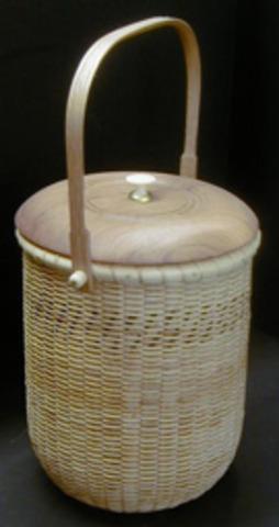 John McGuire   Geneva, NY   Nantucket Nesting Baskets