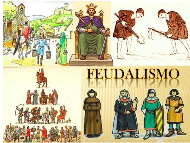 INICIOS FEUDALISMO