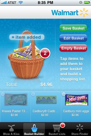 Walmart: BlowAKiss