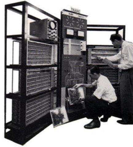 TRADIC, da Bell Laboratories