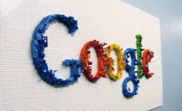História da Google