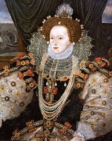 Reign of Elizabeth I Begins