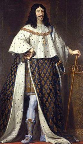 Reign of Louis XIII Begins
