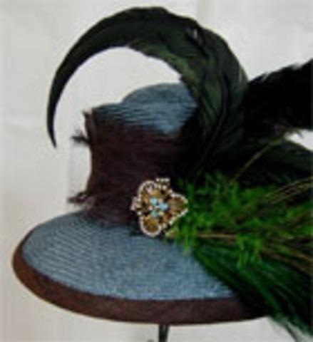 Jan Wutkowsky   Wilmington, NC   Sensational Straw Hats: Three Millinery Skills