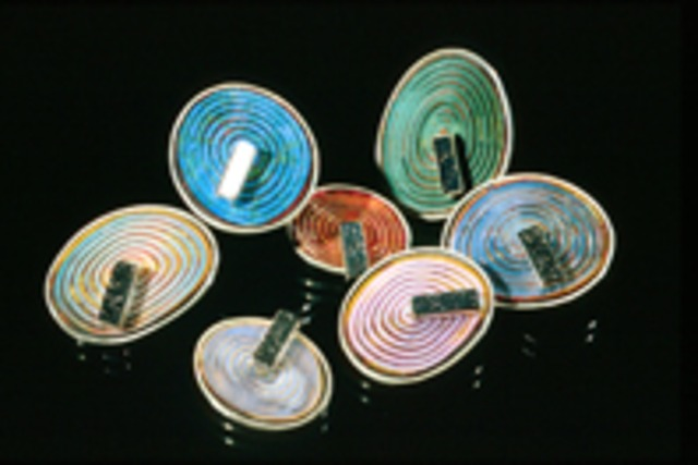 Jan Harrell   Houston, TX   Enameled Surfaces: Images Captured in Enamel