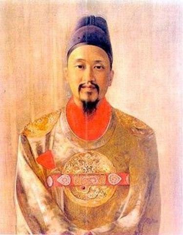 Fleeing of King Kojong