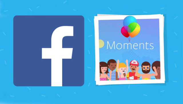 Facebook - Moments