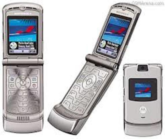 Nokia Razr v3