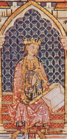 El rei Alfons (1154 - 1196)