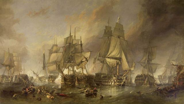 Napoleon's Blockade