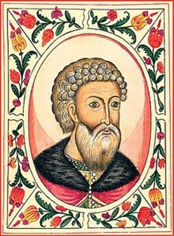 Reign of Ivan III Begins