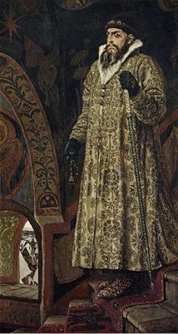 Reign of Ivan IV Begins