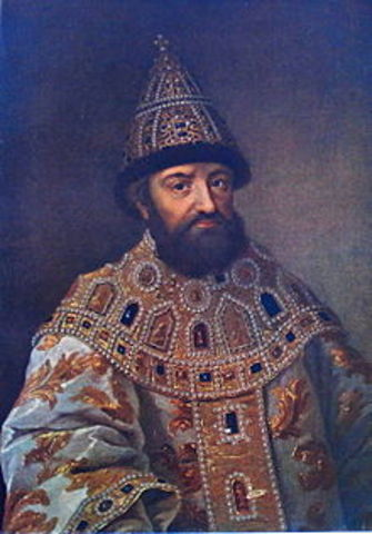 Reign of Michael I Romanov Begins