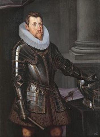 Reign of Ferdinand II Begins.