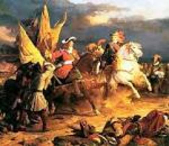 War of Spanish Succession Ends