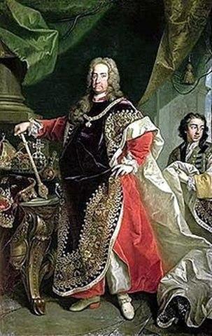 Reign of Charles IV Begins