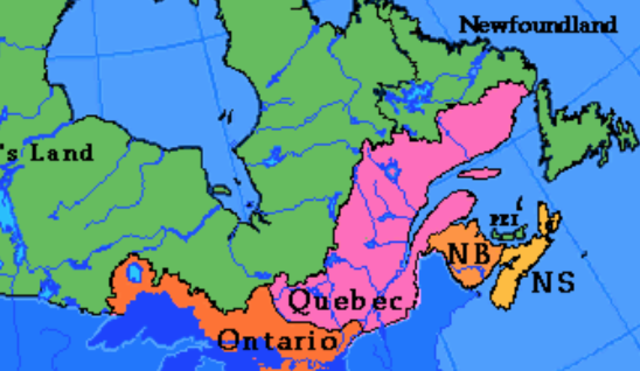 Expansion of territory