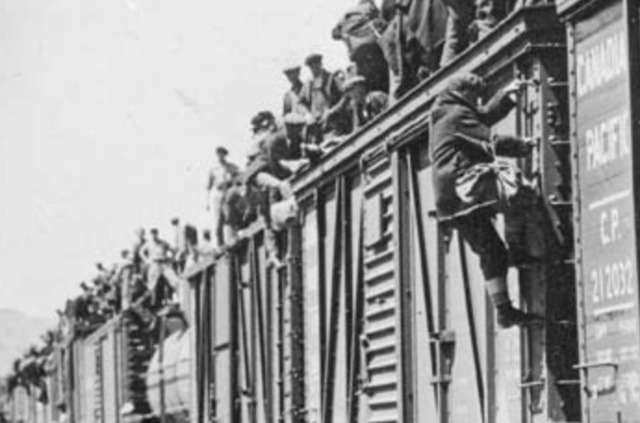 Government action on great depression
