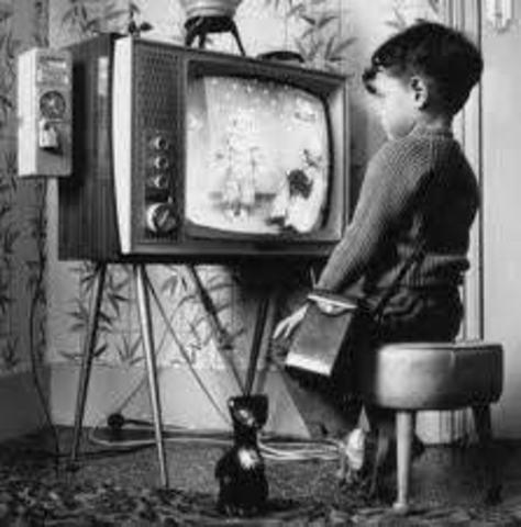 TV MECÁNICA-TV ELECTRÓNICA