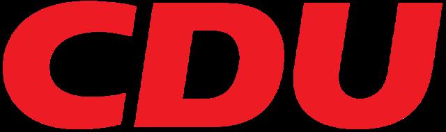 Христианско-демократический союз Германии