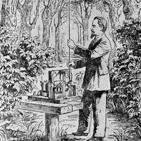 Первый радиоприемник