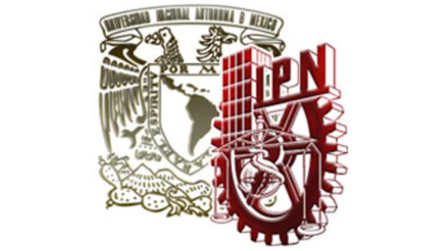 Mecatrónica en UNAM E IPN