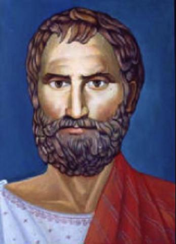 Thales Born in Miletus
