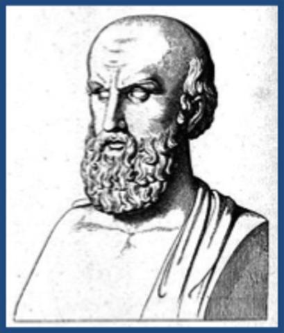 Aeschylus Born in Greece