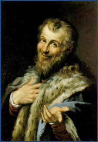 Democritus Born in Abdera