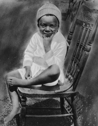 Jackie Robinson born