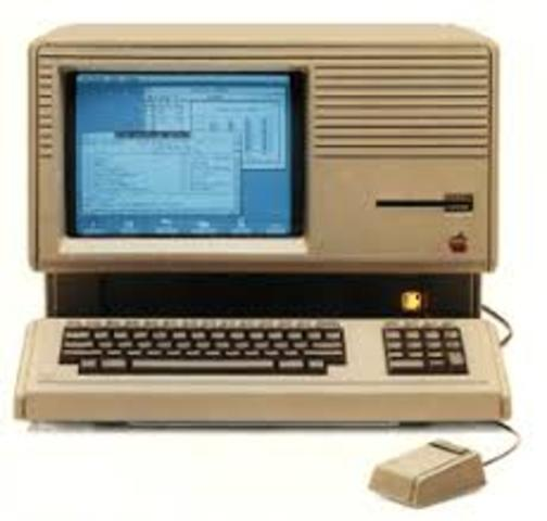 1982. Ordenador Personal Con Interfaz.