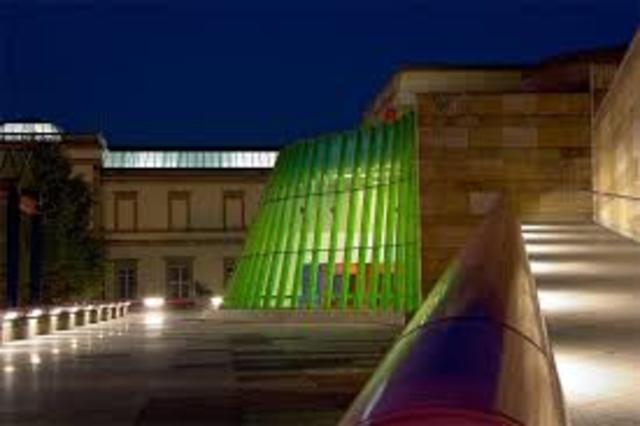 James Stirling - Staatsgalerie Stuttgart