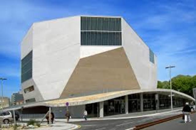 Rem Koolhaas - Casa da Música