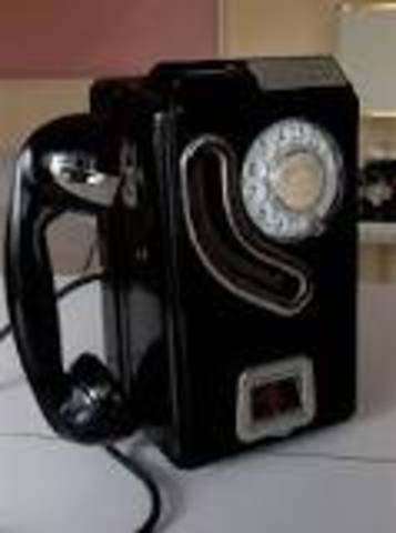 Primer teléfono