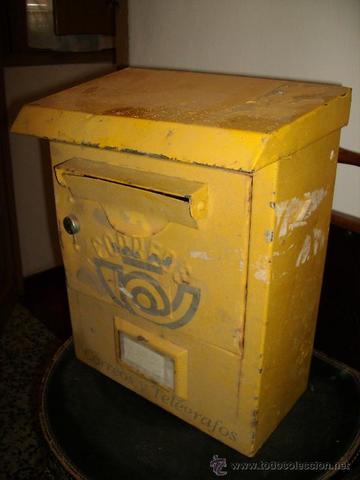 Creación del correo postal (español)