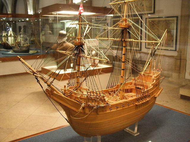"""Britain captures Portuguese Ship, """"The Madre de Deus"""""""