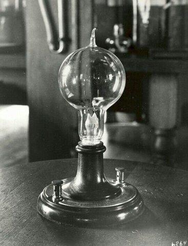 El bombillo electrico