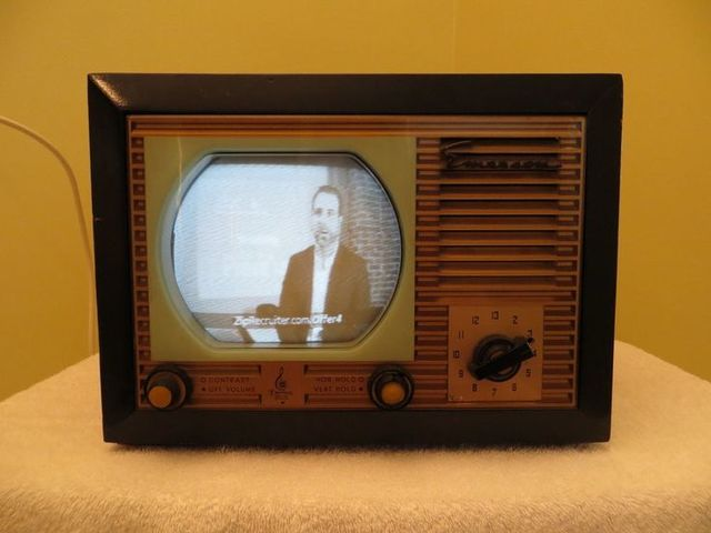 Television a Color