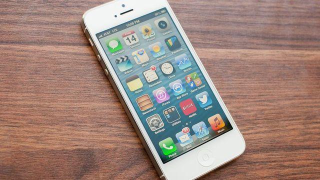 I phone 5 y 5s