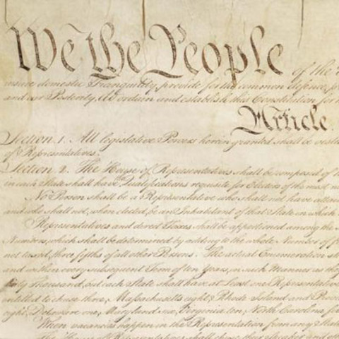 U.S Constitution Amended