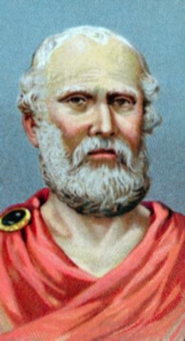 Plato Born in Athens