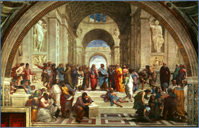 Plato Founded The Academy In Athens