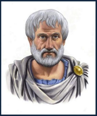 Aristotle Born in Stagira, Mcedonia